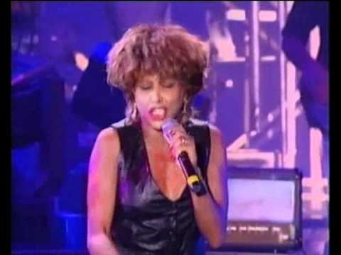 Tina Turner - Why Must We Wait Until Tonight (