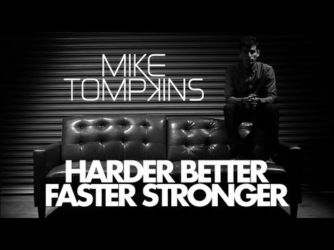 Mike Tompkins - [Daft Punk] - Harder Better Faster Stronger