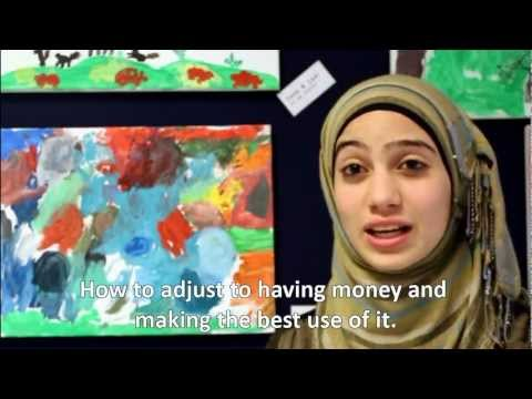 Aflatoun Children Experiences from Egypt and Palestine (English Subtitles)