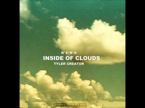 N.E.R.D - Inside Of Clouds (Tyler, The Creator) [Lyrics]