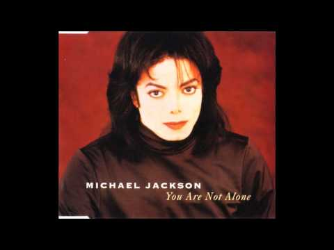 Michael Jackson - You Are Not Alone (Radio Edit) [Audio HQ] HD