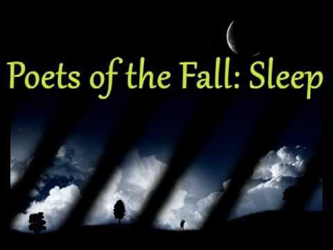 Poets of the Fall - Sleep (with Lyrics)