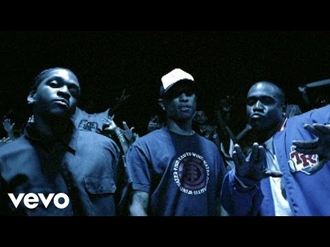 Clipse -- When the Last Time [f. Pharrell + Kelis]