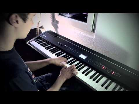David Guetta feat Sia - She Wolf : Falling To Pieces (Piano Cover by René Baumeler)