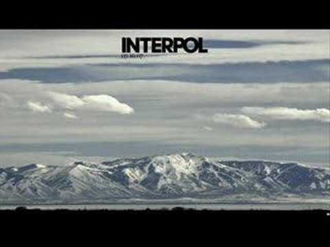 Interpol - Take you on a cruise
