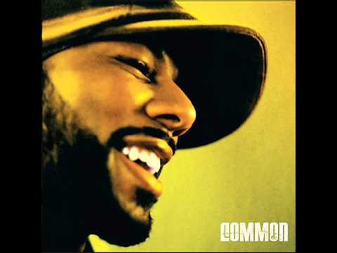 Common,  It's Your World