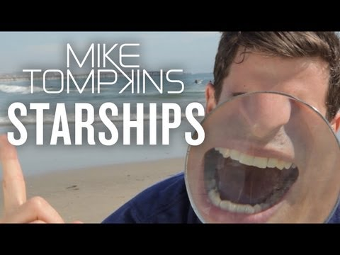 Starships - Nicki Minaj - Mike Tompkins - A Capella Cover
