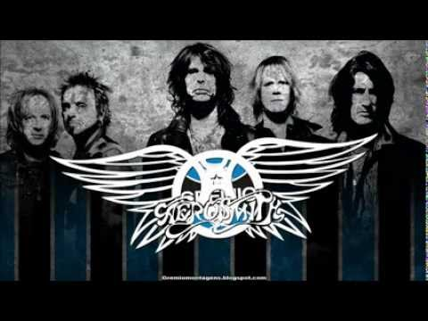 Aerosmith - She's on Fire