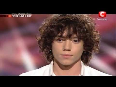 09 - Дмитрий Сысоев - Ticket to the moon X Factor 4 прямой эфир