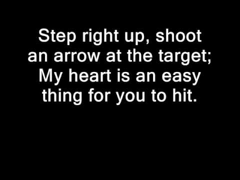 The Red Jumpsuit Apparatus - Step Right Up lyrics