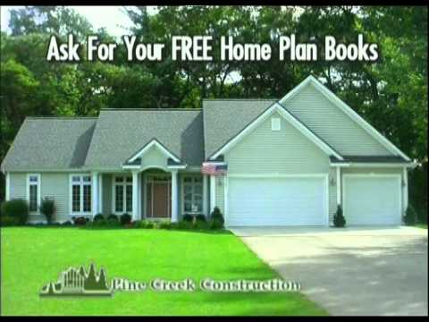 Pine Creek Construction-Holland homes, roofing, siding, window, remodeling, kitchens, baths.