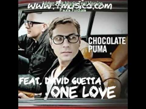 David Guetta feat. Estelle - One Love (Chocolate Puma Remix)
