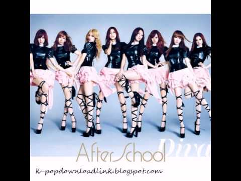 After School (アフタースクール) - Ready to love [Official Instrumental]