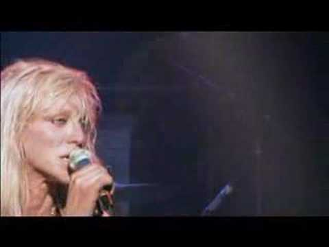 Courtney Love - Letter to God live