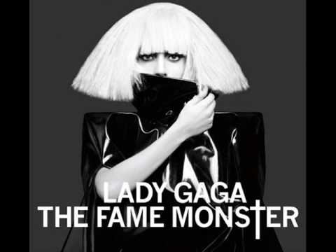 Lady Gaga - So Happy I Could Die - OFFICIAL The Fame Monster Version + Lyrics [HQ]