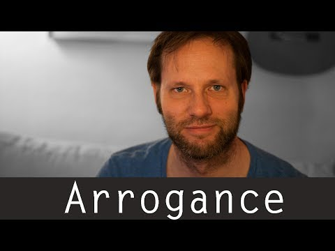ARROGANCE - Let's Talk Feelings