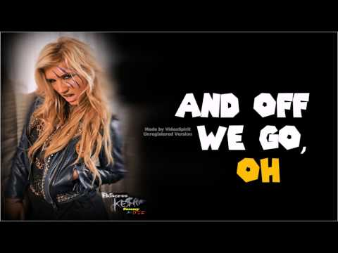 Disney's Princess Ke$ha (lyrics)